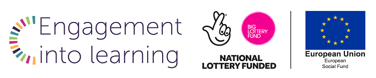 Engagement into Learning Logo