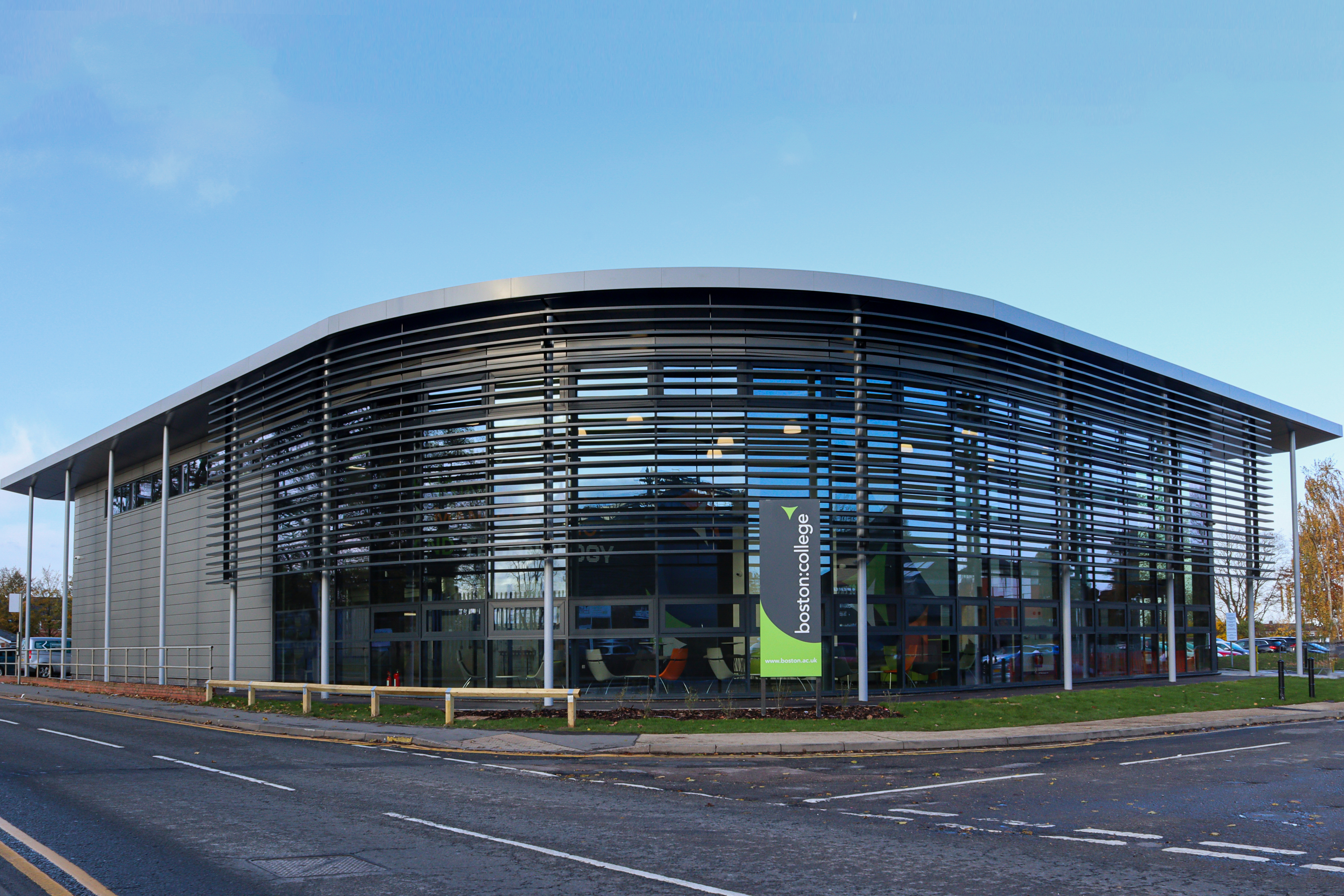 Boston College Engineering, Manufacturing and Technology Centre