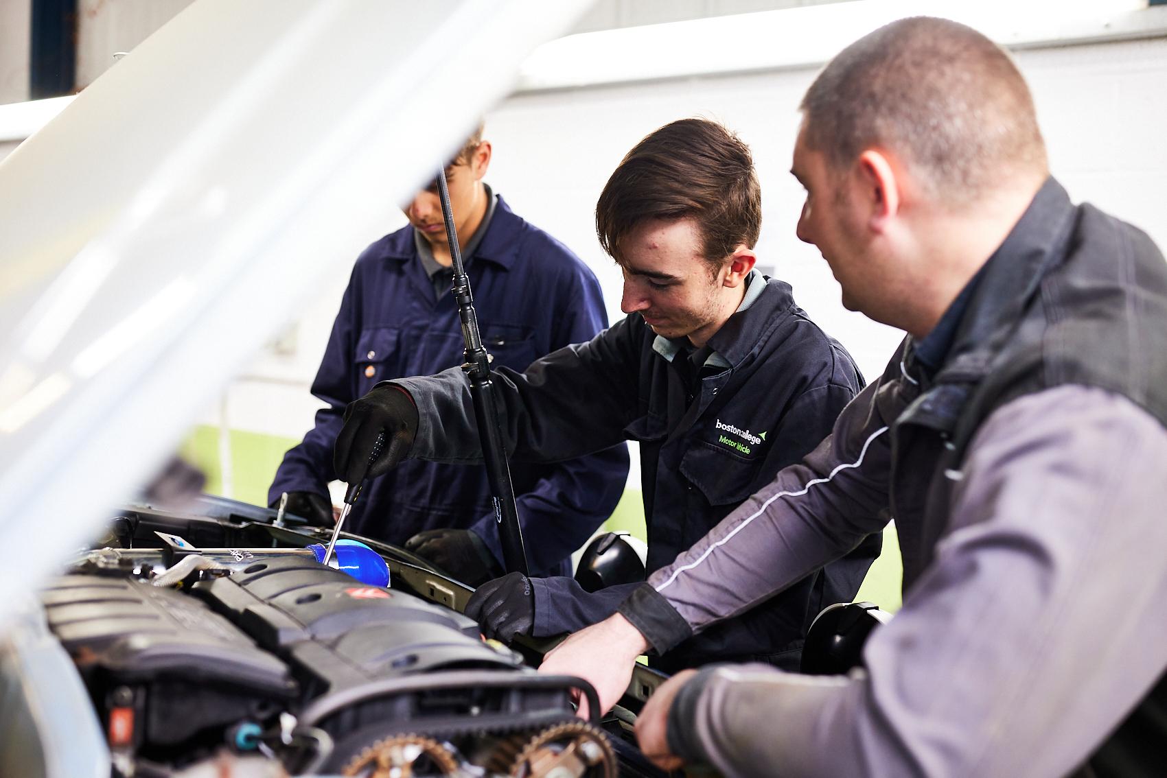 Automotive Technologies (Motor Vehicle)