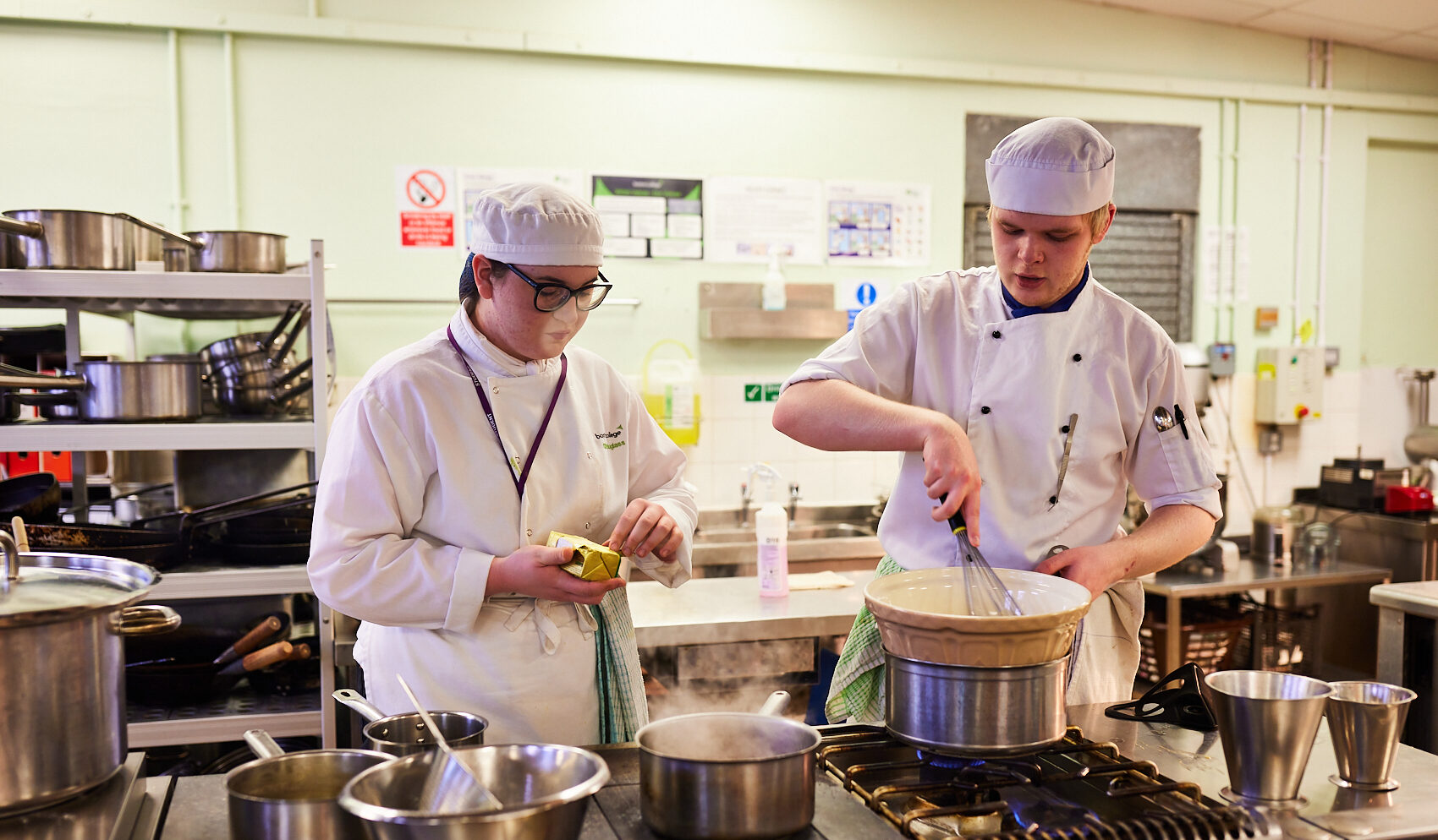 Catering and Hospitality at Boston College