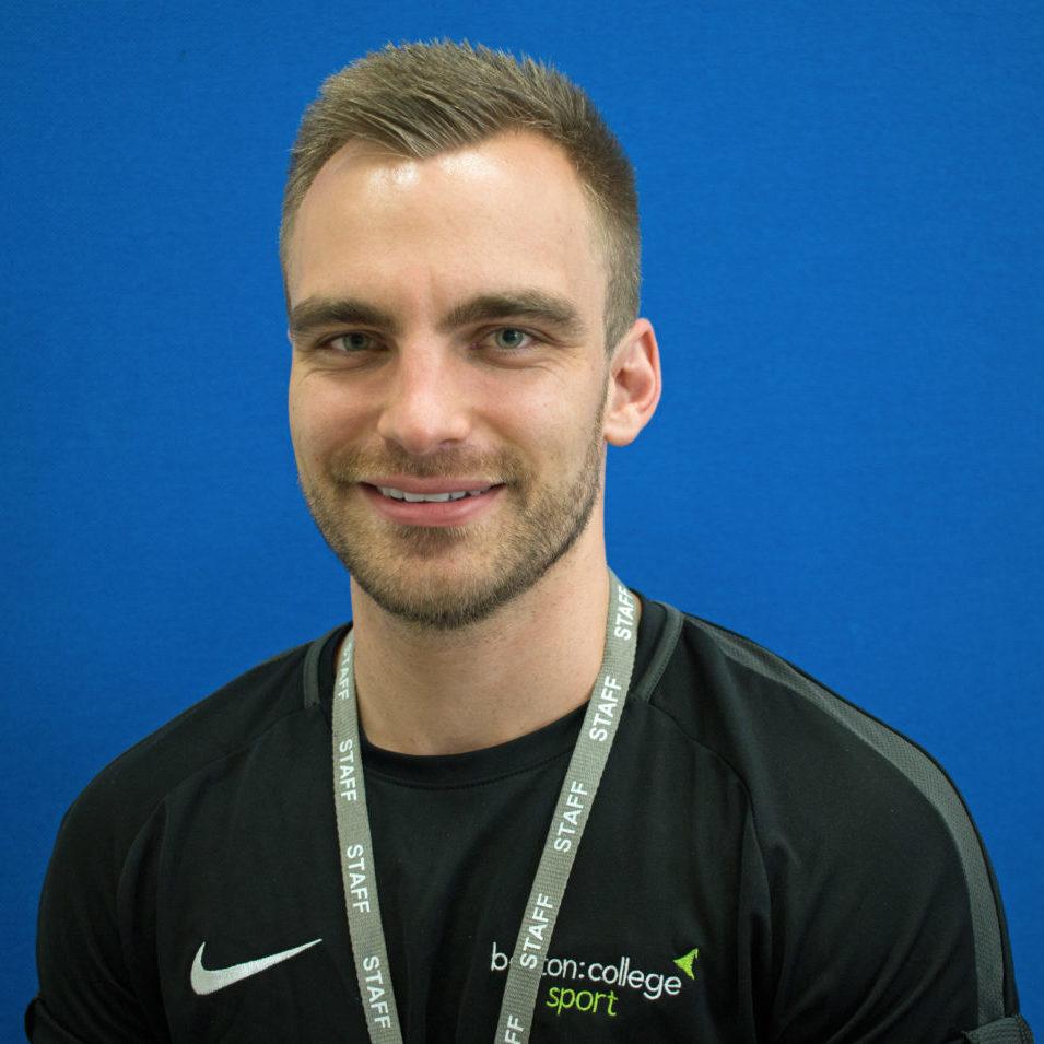 Adam Wardell - Sport